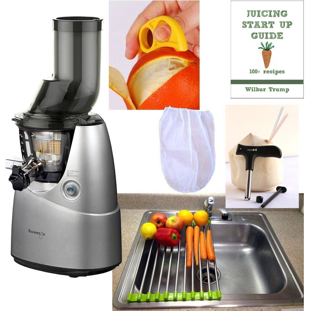 Best Whole Slow Juicer 2017 : Best Fruit Juicer: Buying Advice & Top 5 Reviews