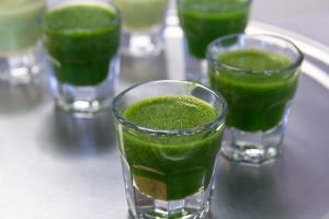 how to juice wheatgrass