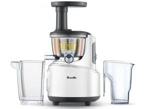 breville bjs600xl fountain crush masticating slow juicer image