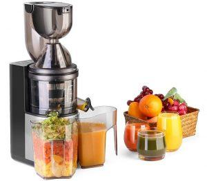 flexzion masticating juicer machine image